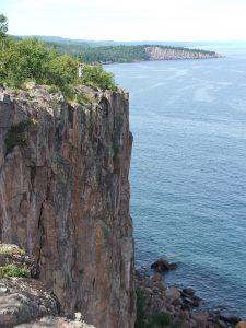Palasaid cliff